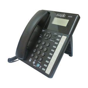 טלפון אנלוגי מצלמות אבטחה מערכות ראש לטלפון מערכות ראש למחשב מערכות ראש אלחוטיות טלפוני IP טלפונים לחדרי ישיבות מצלמות לשיחות ועידה וידאו קונפרנס PoE Switch VOIP GATEWAY טלפון אנלוגי / טלפון אנלוגי לעסקים מדגם TEL 220