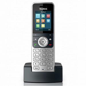סינטל תקשורת טלפון אלחוטי YEALINK DECT-SIP W53H