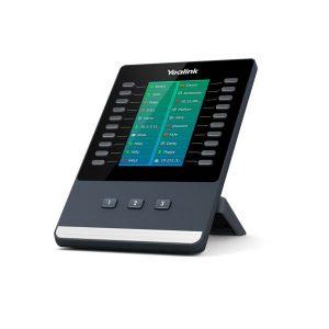 יחידת הרחבת מקשים עם צג Yealink EXP50 LCD סינטל תקשורת