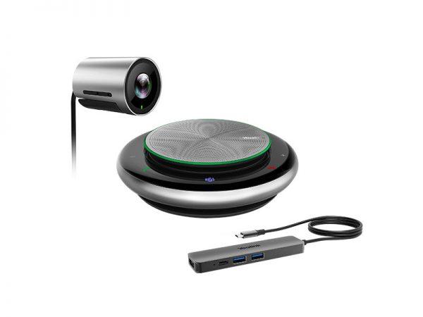 YEALINK BYOD סינטל תקשורת UVC30 USB דיבורת