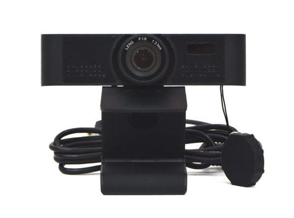 מצלמה אינטרנט אישית USB לשיחות ועידה עם מיקרופון VHD J1702C סינטל