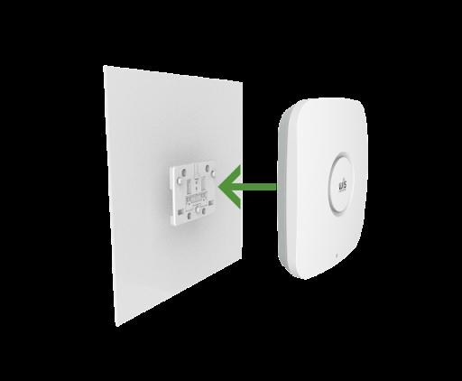 Access Point WIS Networks WCAP-AC נקודת גישה פנימית מנוהלת Indoor סינטל