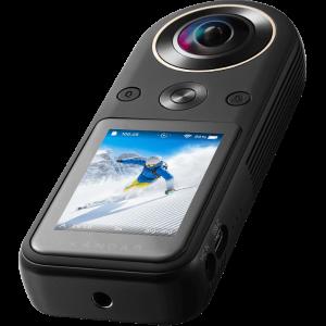 KandaoQoocam 8k 360 camera סינטל תקשורת